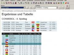 Professional League 2.1.2 Screenshot