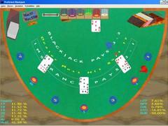 Proficient Blackjack 4.1 Screenshot