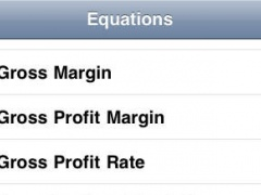 Profitability Ratios Calculator for CPAs, Investment Bankers, Finance Professionals, and MBAs 1.0.0 Screenshot