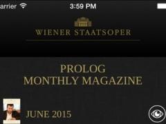 Program books and monthly magazine of the Vienna State Opera 1.1 Screenshot