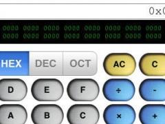 Programmers Calculator 1.0 Screenshot