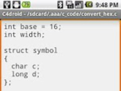 Programmers Keyboard 1.1 Screenshot