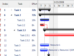 Project Management Library 4.2.3 Screenshot