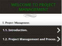 Project Management 1.0 Screenshot