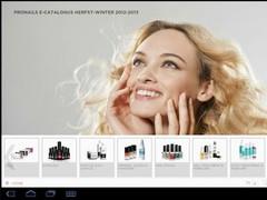 Pronails E-catalog 1.5 Screenshot