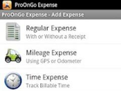ProOnGo - Expense Tracker 3.01.125 Screenshot