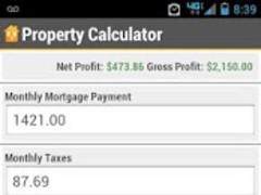 Property Calculator 1 Screenshot