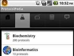 Protocolpedia 3.3 Screenshot