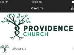 Providence Church 4.4.1 Screenshot