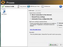 Proxee 1.1.0.61 Screenshot