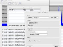 Proxifier for Mac 2.11 Screenshot