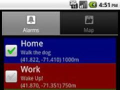 Proximity Alert 1.2.5 Screenshot