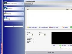 PSP VideoConstructor FREE 2.4.0.48 Screenshot