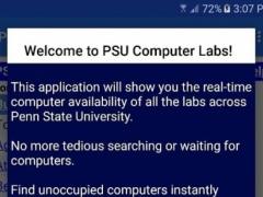 PSU - Computer Labs 1.4 Screenshot