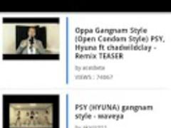 PSY feat HYUNA GANGNAM STYLE!! 1.1 Screenshot