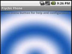 Psychic Phone 1.2 Screenshot