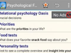 Psychological Fun Test 2.1 Screenshot