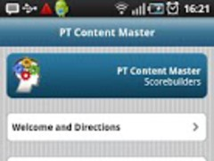 PT Content Master 2.0 Screenshot