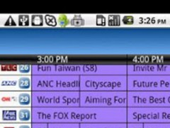 PtvGuide 1.3 Screenshot