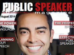 Public Speaker Magazine 1.1 Screenshot