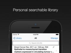 PubMed On Tap Lite 2.9 Screenshot
