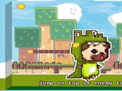 PugDinosaur Adventure 1.0 Screenshot