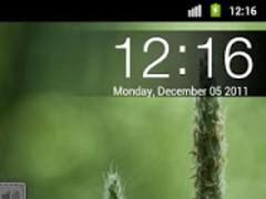 Pull Smoke - MagicLockerTheme 1.2 Screenshot