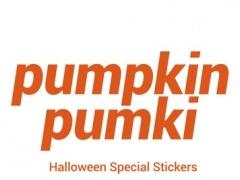 Pumpkin-Pumki Stickers 1.0.1 Screenshot