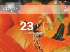 Pumpkins Theme 1.0.0 Screenshot