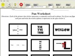 Pun Puzzler 1.0 Screenshot