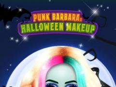 Punk Barbara Halloween Makeup 1.0 Screenshot