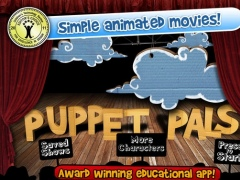 Puppet Pals HD 1.9.1 Screenshot