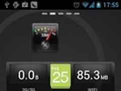Pure Black GO TaskManagerEX 1.3 Screenshot