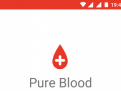 Pure Blood - Blood Donations 1.0 Screenshot