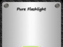 Pure Flashlight (簡約風LED手電筒) 1.0 Screenshot