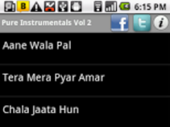 Pure Instrumental Vol 2 3.0.0.3 Screenshot