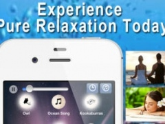 Pure Relaxation – 100 Ambient Sounds & HD Videos for Deep Sleep & Relaxation 2.0.0 Screenshot
