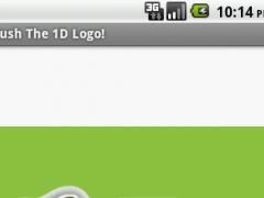 Push One Direction Logo! 1.2 Screenshot