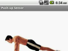 Push-up Sensor Male 1.1.0 Screenshot