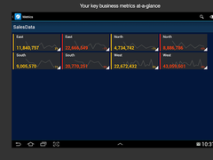 PushBI Tablet 6.0.3 Screenshot