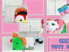 Puzzle Callie Toys Slide 1.0 Screenshot