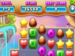 Puzzle Candy Jam - Ice Candy Pop 1.0 Screenshot