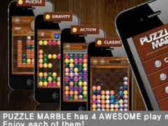 Puzzle Marble Free 1.2 Screenshot