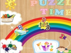 PuzzleTime: Puzzle Time for Toddlers Babies and Kids 2.0 Screenshot
