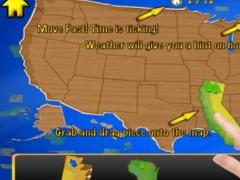 Puzzlin' Pieces: USA 2.0 Screenshot