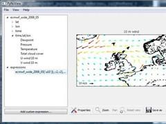 PyNcView 0.99.6 Screenshot