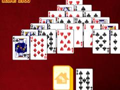 Pyramid Solitaire 1.5.2 Screenshot