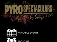 Pyro Spectaculars by Souza 2.0 Screenshot