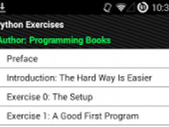 Python Exercises 2.1.6 Screenshot