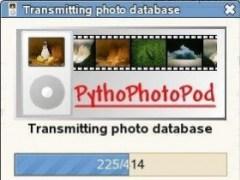 PythoPhotoPod 0.4.0 Screenshot
